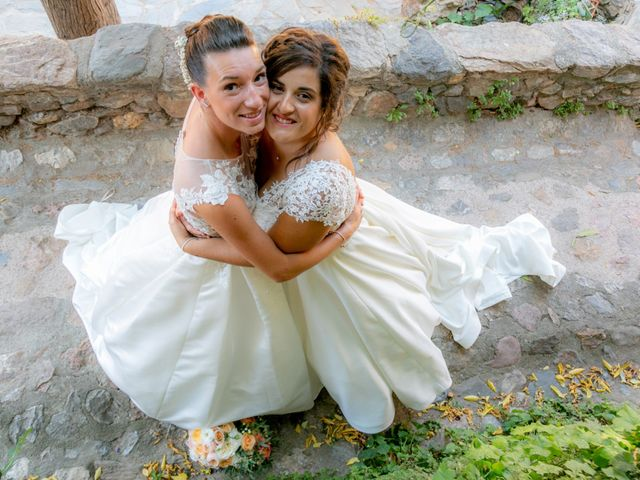 Le mariage de Fanny et Laura à Corbère-les-Cabanes, Pyrénées-Orientales 19