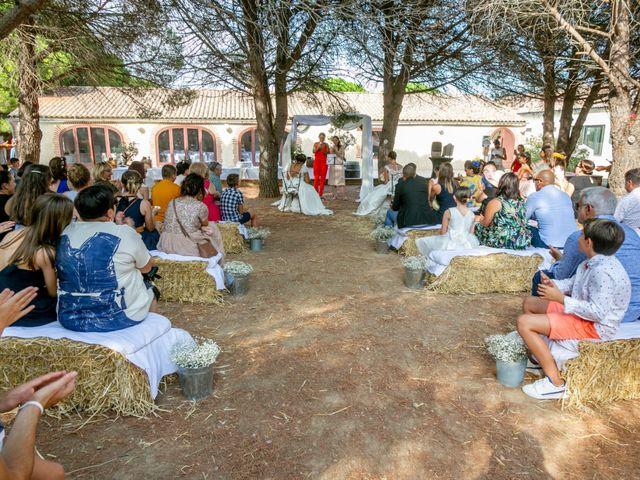 Le mariage de Fanny et Laura à Corbère-les-Cabanes, Pyrénées-Orientales 25