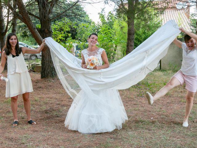 Le mariage de Fanny et Laura à Corbère-les-Cabanes, Pyrénées-Orientales 27
