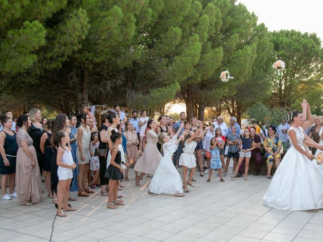 Le mariage de Fanny et Laura à Corbère-les-Cabanes, Pyrénées-Orientales 30