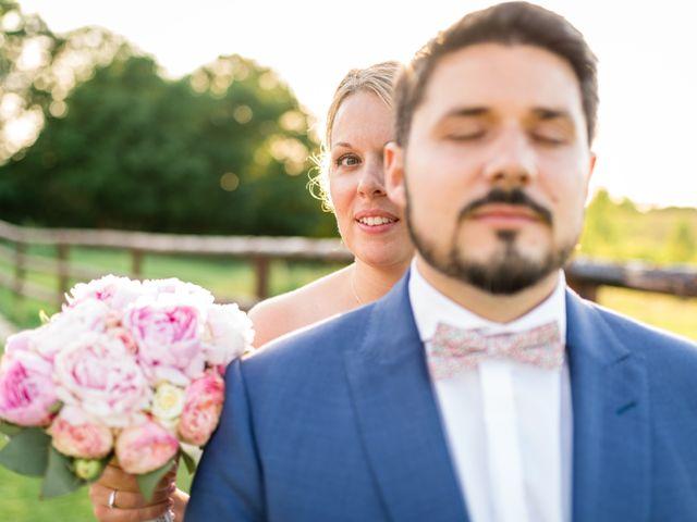 Le mariage de Merry et Maxime