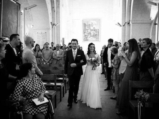Le mariage de Mickaël et Mathilde à Saint-Gély-du-Fesc, Hérault 14