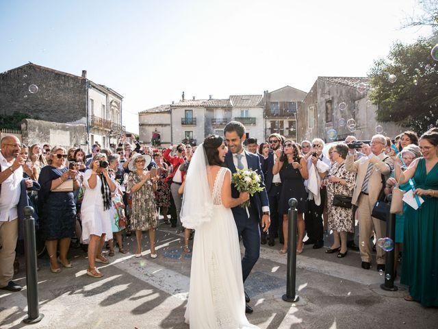 Le mariage de Mickaël et Mathilde à Saint-Gély-du-Fesc, Hérault 19