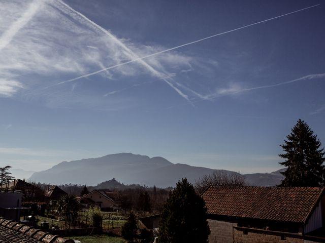 Le mariage de Antoine et Cloé à Ruffieux, Savoie 1