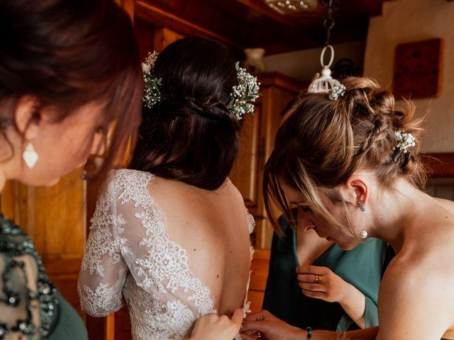 Le mariage de Antoine et Cloé à Ruffieux, Savoie 20