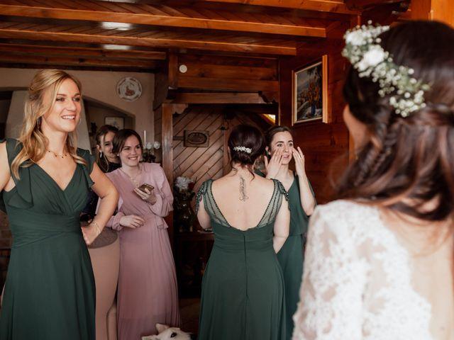 Le mariage de Antoine et Cloé à Ruffieux, Savoie 22