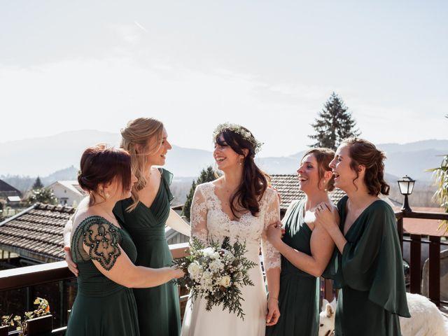 Le mariage de Antoine et Cloé à Ruffieux, Savoie 26