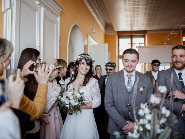 Le mariage de Antoine et Cloé à Ruffieux, Savoie 38