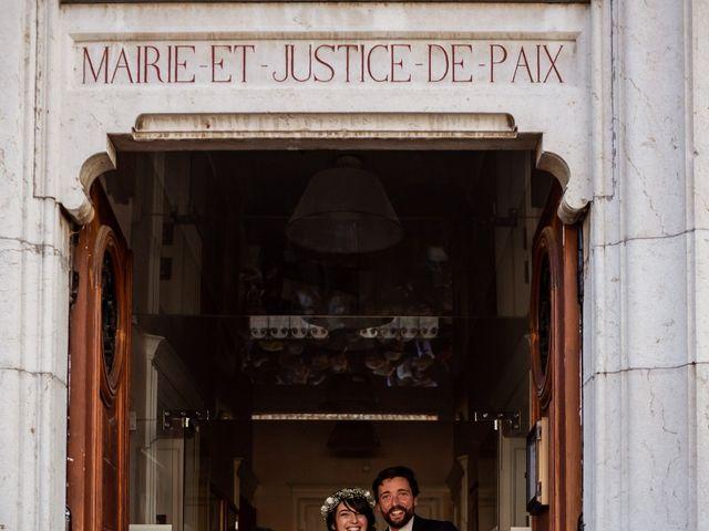 Le mariage de Antoine et Cloé à Ruffieux, Savoie 49