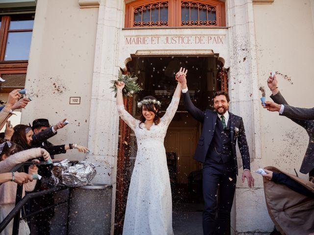 Le mariage de Antoine et Cloé à Ruffieux, Savoie 51