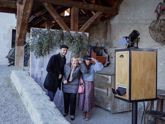 Le mariage de Antoine et Cloé à Ruffieux, Savoie 61