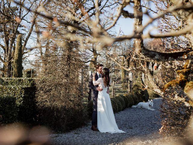 Le mariage de Antoine et Cloé à Ruffieux, Savoie 67