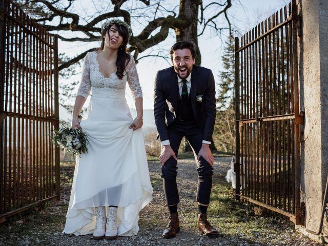 Le mariage de Antoine et Cloé à Ruffieux, Savoie 68
