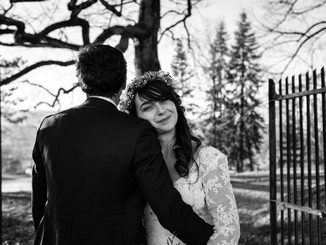 Le mariage de Antoine et Cloé à Ruffieux, Savoie 69