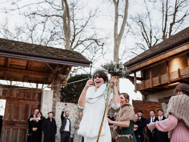 Le mariage de Antoine et Cloé à Ruffieux, Savoie 82