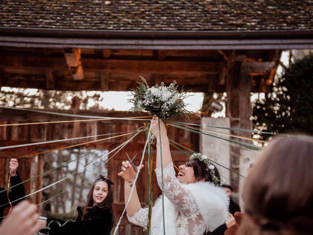 Le mariage de Antoine et Cloé à Ruffieux, Savoie 83
