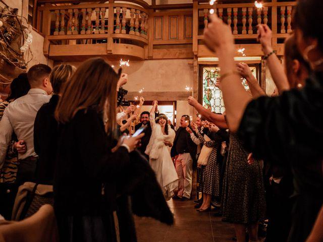 Le mariage de Antoine et Cloé à Ruffieux, Savoie 98