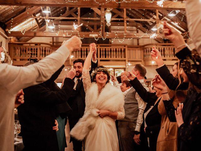 Le mariage de Antoine et Cloé à Ruffieux, Savoie 99