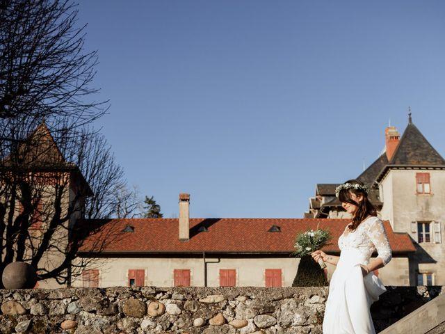 Le mariage de Antoine et Cloé à Ruffieux, Savoie 64