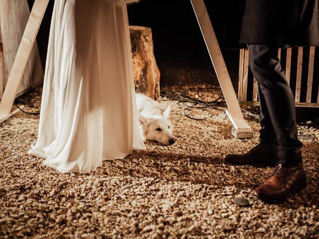 Le mariage de Antoine et Cloé à Ruffieux, Savoie 94