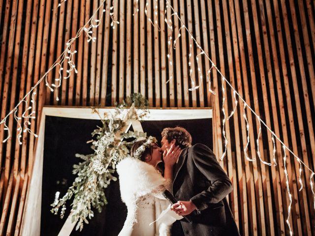 Le mariage de Antoine et Cloé à Ruffieux, Savoie 95