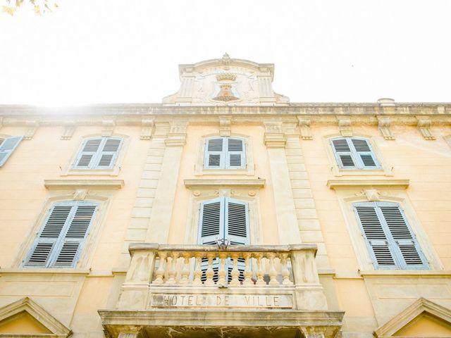 Le mariage de Sinucellu et Nina à Bastia, Corse 2