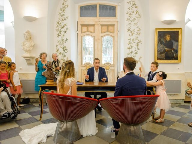 Le mariage de Sinucellu et Nina à Bastia, Corse 4