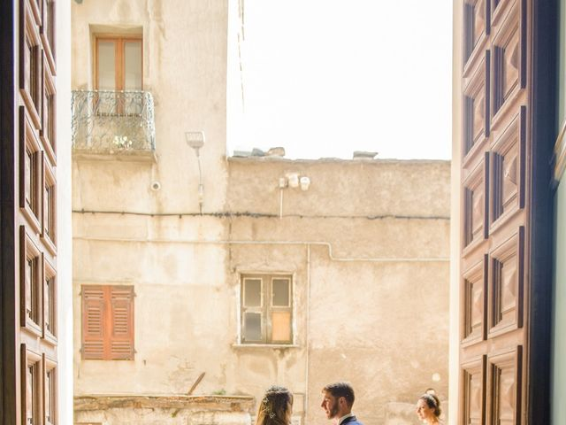 Le mariage de Sinucellu et Nina à Bastia, Corse 5