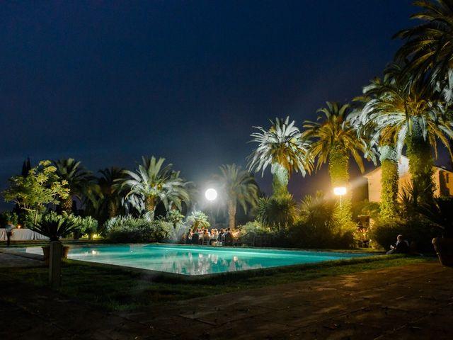 Le mariage de Sinucellu et Nina à Bastia, Corse 14