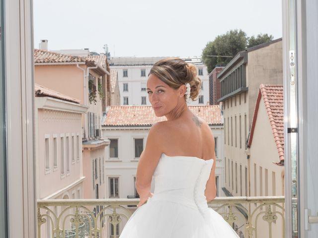 Le mariage de Christophe et Samantha à Cannes, Alpes-Maritimes 5