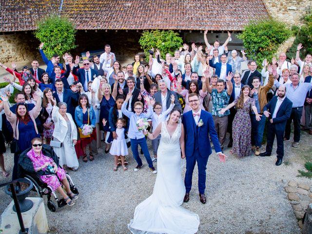 Le mariage de Mathieu et Cloé à Reims, Marne 16
