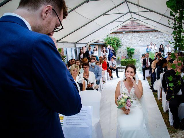 Le mariage de Mathieu et Cloé à Reims, Marne 25