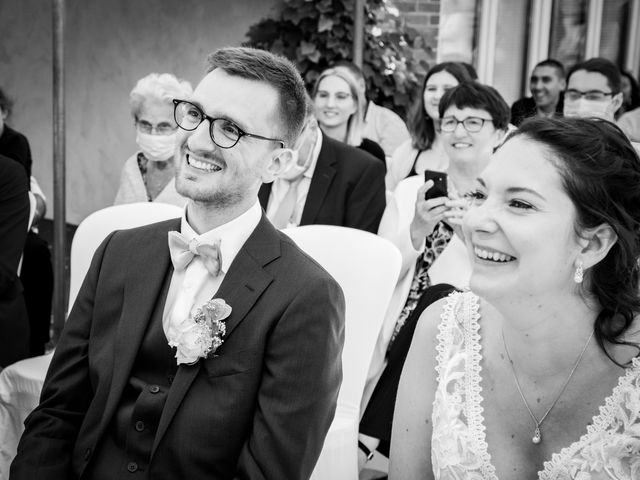 Le mariage de Mathieu et Cloé à Reims, Marne 30