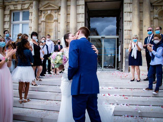 Le mariage de Mathieu et Cloé à Reims, Marne 34