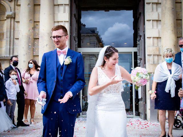 Le mariage de Mathieu et Cloé à Reims, Marne 35