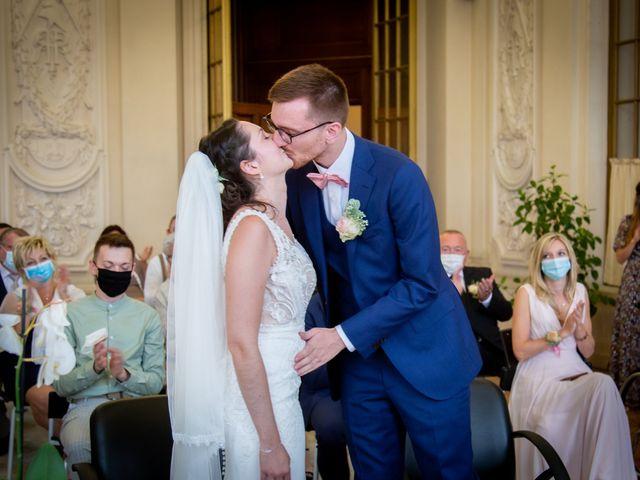 Le mariage de Mathieu et Cloé à Reims, Marne 38
