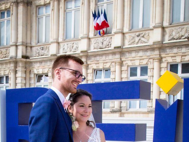 Le mariage de Mathieu et Cloé à Reims, Marne 41