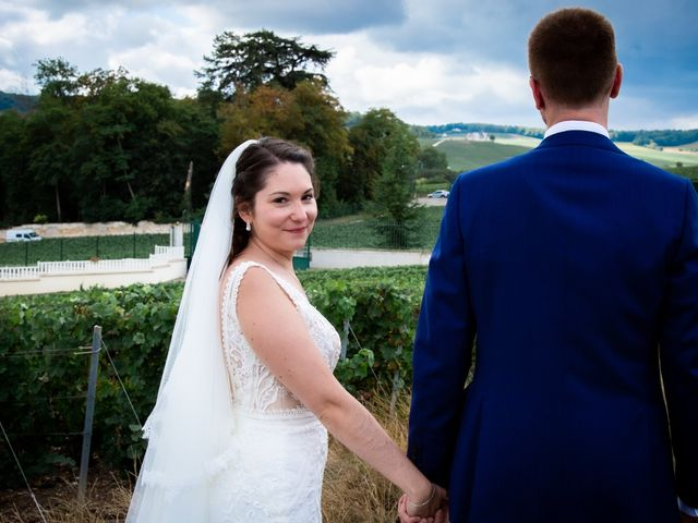 Le mariage de Mathieu et Cloé à Reims, Marne 44