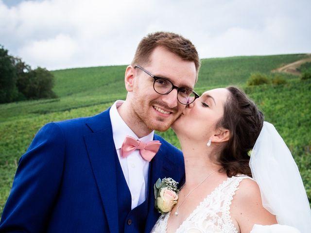 Le mariage de Mathieu et Cloé à Reims, Marne 45