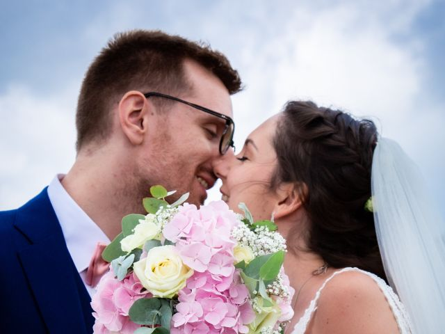 Le mariage de Mathieu et Cloé à Reims, Marne 47