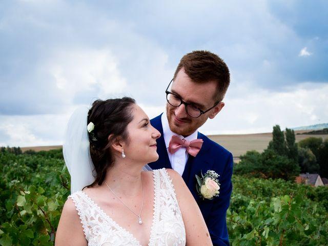 Le mariage de Mathieu et Cloé à Reims, Marne 48