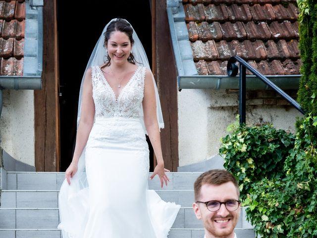 Le mariage de Mathieu et Cloé à Reims, Marne 49