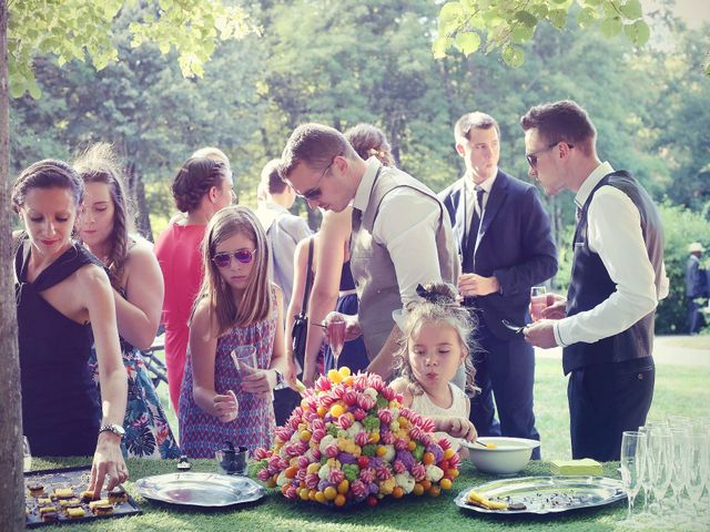 Le mariage de Alexandre et Charlotte à Chilleurs-aux-Bois, Loiret 77