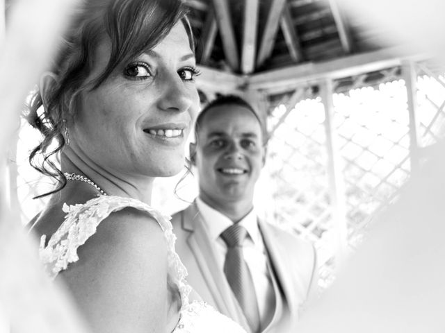 Le mariage de Rémi et Mélanie à Tauxigny, Indre-et-Loire 6