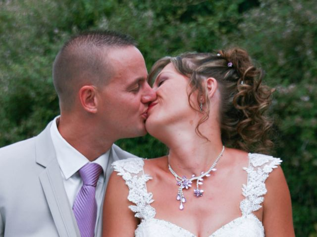Le mariage de Rémi et Mélanie à Tauxigny, Indre-et-Loire 10