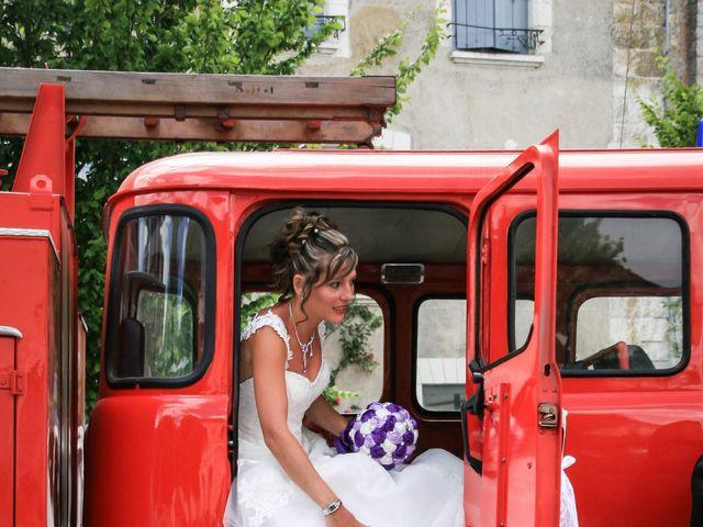 Le mariage de Rémi et Mélanie à Tauxigny, Indre-et-Loire 14