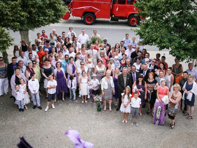 Le mariage de Rémi et Mélanie à Tauxigny, Indre-et-Loire 19