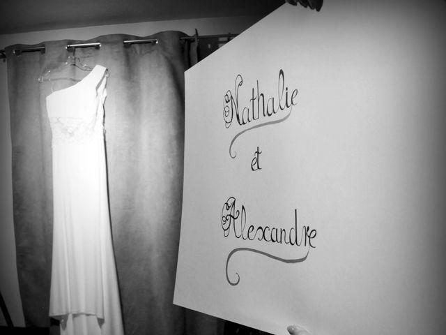 Le mariage de Nathalie et Alexandre à Ambazac, Haute-Vienne 5