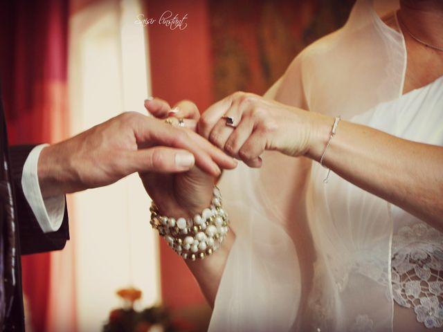 Le mariage de Nathalie et Alexandre à Ambazac, Haute-Vienne 8