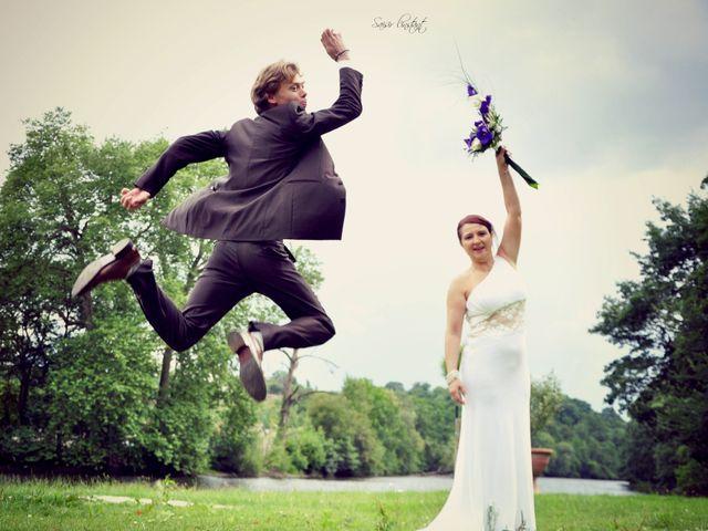 Le mariage de Nathalie et Alexandre à Ambazac, Haute-Vienne 1